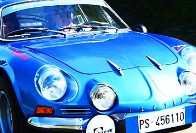 Alpine Renault A 110 1600 S