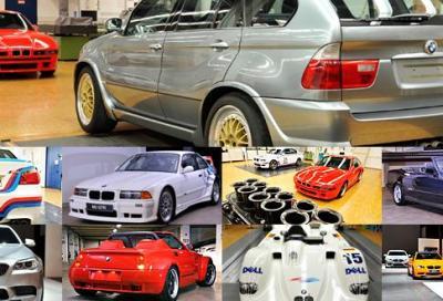 BMW M Garage, tutti i modelli mai nati