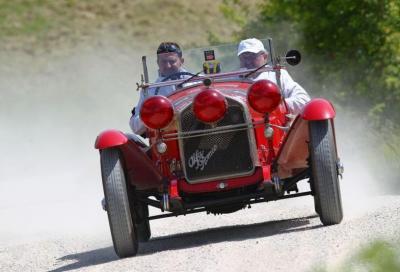 """Mille Miglia 2012: un'Alfa vince """"la corsa più bella del mondo"""""""