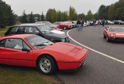 Automobilismo d'Epoca  il raduno a Balocco