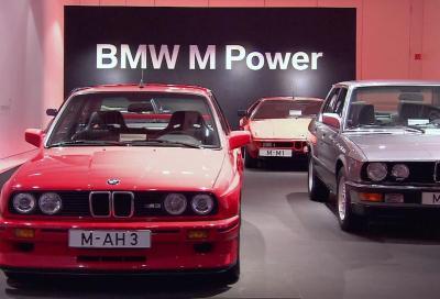 Museo BMW, una visita virtuale