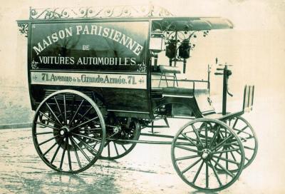 Mercedes, 125 anni fa le prime esportazioni