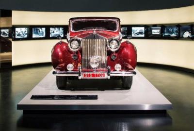 Rolls-Royce, le più belle in mostra a Monaco