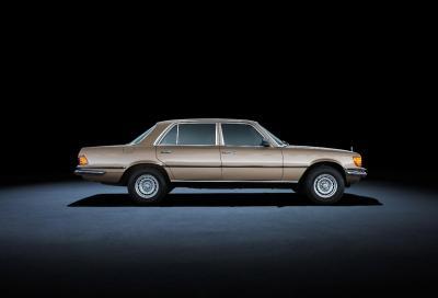 Mercedes Classe S, una breve cronistoria