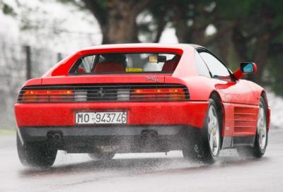 Automobilismo d'Epoca , le foto del raduno di Imola