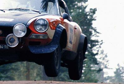 Fiat 124 Spider, una scoperta...Mondiale!