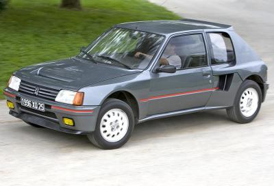 Peugeot 205, una splendida trentenne