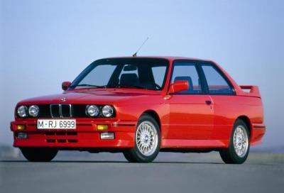 BMW M3 E30, tutta la storia