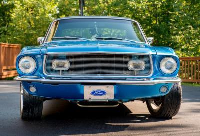 Ford, la Mustang è l'auto 'classica' più desiderata d'Europa