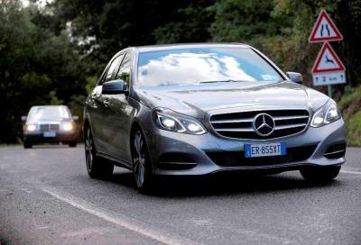 Mercedes, passato e presente si incontrano a Padova