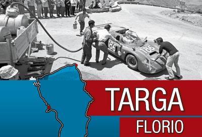 Un libro sulla Targa Florio, dalla vittoria di Stirling Moss