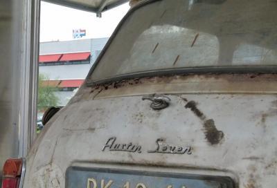 "MINI Austin Seven, la ""983"" torna in strada"