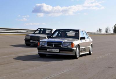 Mercedes Classe C, breve cronistoria