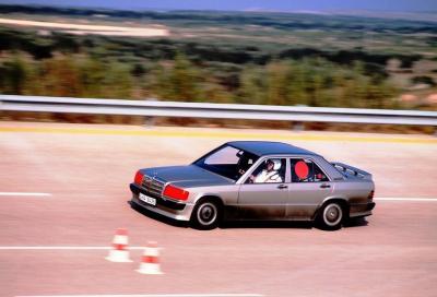 Mercedes 190E 2.3-16 , 30 anni di record