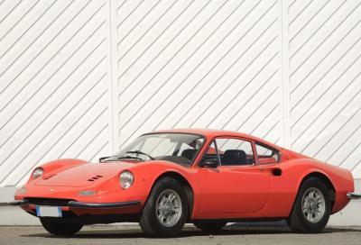 Epoca: Ferrari Dino 246 GT