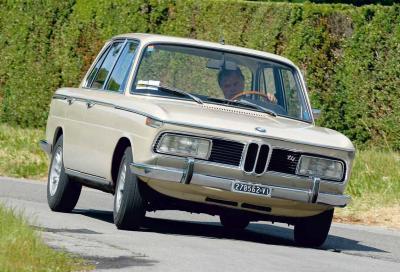 Epoca, la BMW 2000 tii
