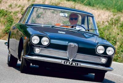 Alfa Romeo 2000 Coupé Touring