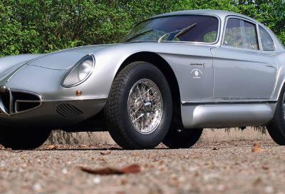 Epoca, l' Alfa Romeo 2000 Sportiva