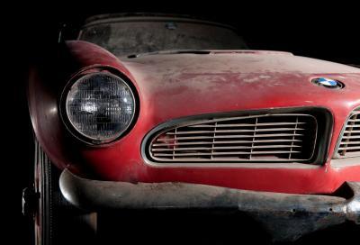 Lost & Found, la BMW 507 di Elvis Presley torna a casa