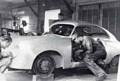 Porsche 356, la storia