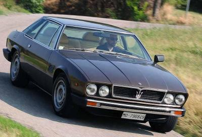 Epoca, la Maserati Kyalami