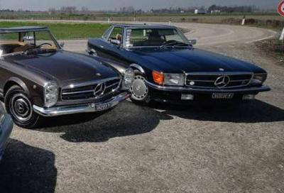 Epoca: Mercedes-Benz SL, dalla Pagoda ad oggi