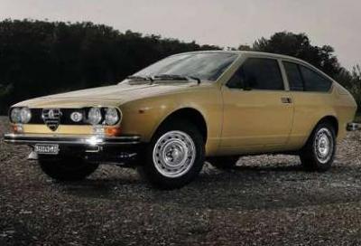 Alfa Romeo, l' Alfetta 1.8 GT