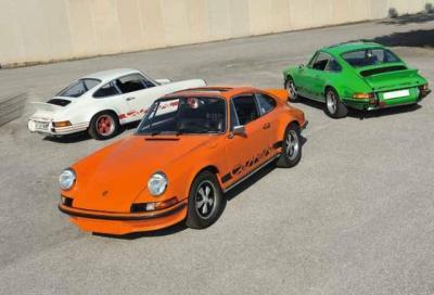 Epoca, la Porsche 911 Carrera RS 2.7
