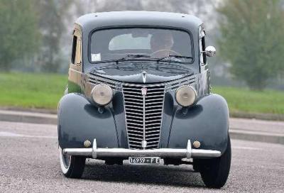 Epoca, Fiat 1100 B/E