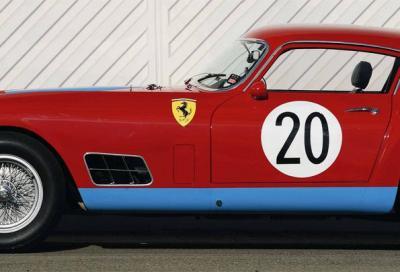 Epoca, la Ferrari 250 GT Berlinetta Competizione