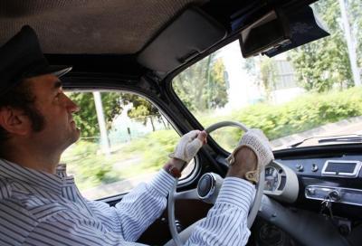 600 Multipla: dal Taxi al... calcetto (con un driver di F1!)