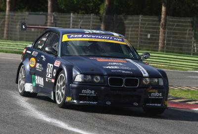 Bmw M3 Revival Cup, in pista con l'icona
