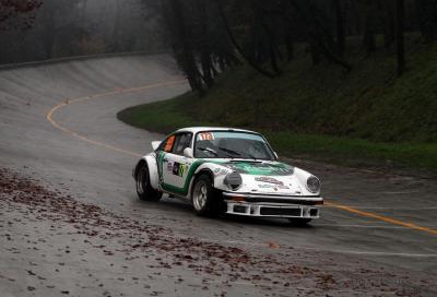 Le storiche al Rally di Monza: belle auto e grandi protagonisti