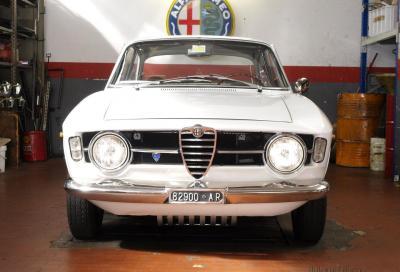 Uso e manutenzione: Alfa Romeo GT Junior 1300