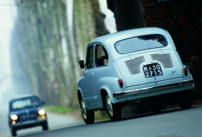 Fiat 600, una storia lunga 60 anni