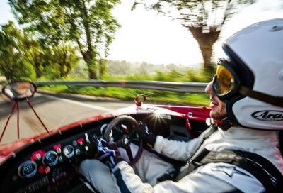 Ricciardo torna in Sicilia con l'Alfa del record alla Targa Florio