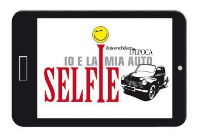 Io e la mia auto selfie