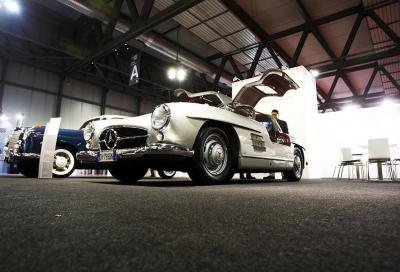 Partita Milano AutoClassica: club protagonisti e tante auto in vendita