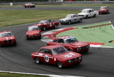 Monza: l'autodromo riparte (anche) con le auto d'epoca