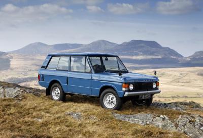 Land Rover Heritage, la divisione per le storiche
