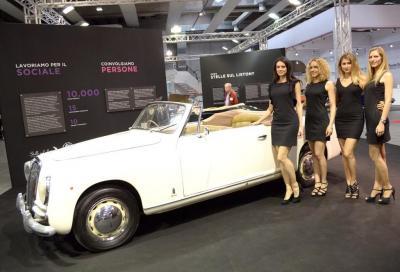 Verona Legend Cars apre al pubblico