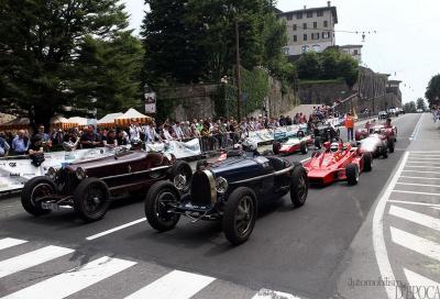 Un altro successo per il Bergamo Historic Gran Prix