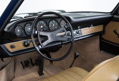 Restauro 911: Porsche Classic ricrea il cruscotto originale
