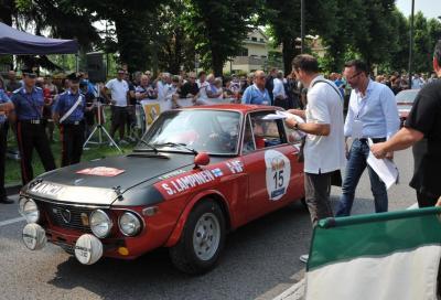 Rally dei Campioni… di nome e di fatto