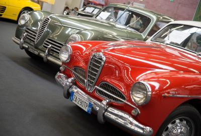 Modena Motor Gallery 2015 apre alle auto straniere
