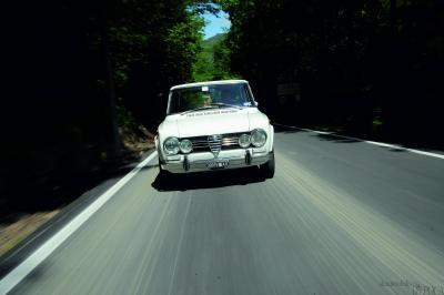1600 S, la Giulia per contrastare la Fiat 125 Special