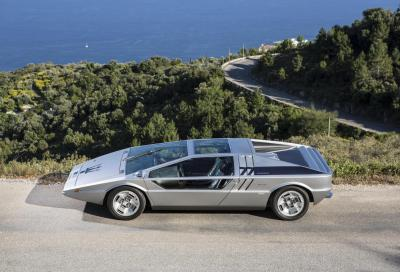 All'asta da Bonhams l'unica Maserati Boomerang