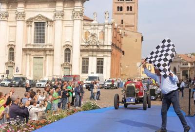 Record per il Gran Premio Nuvolari 2015