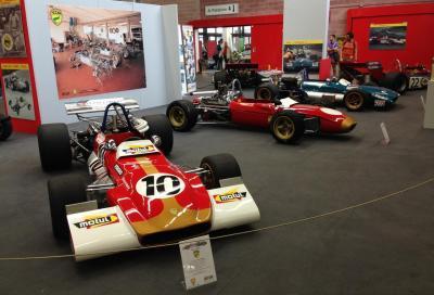Modena Motor Gallery: partita la fiera della passione nella Terra dei Motori