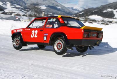 Fiat 131 Abarth Gruppo 4, regina di cuori